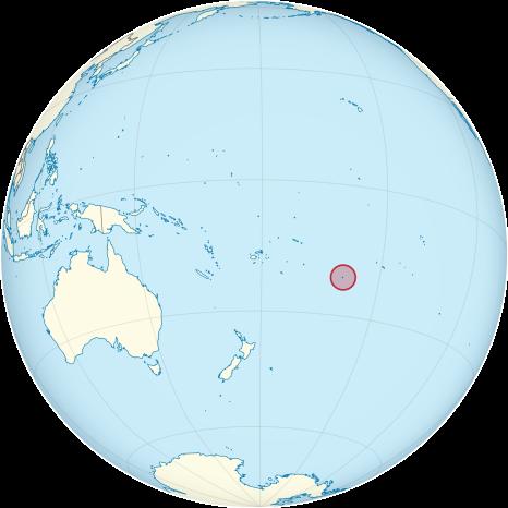 Kaireva House-Cook_Islands_on_the_globe_(Polynesia_centered).svg