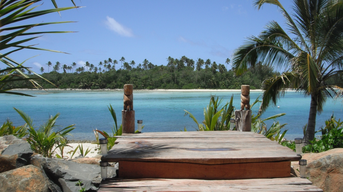 3. Beach access