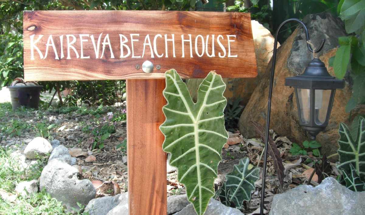 31. Kaireva Beach House
